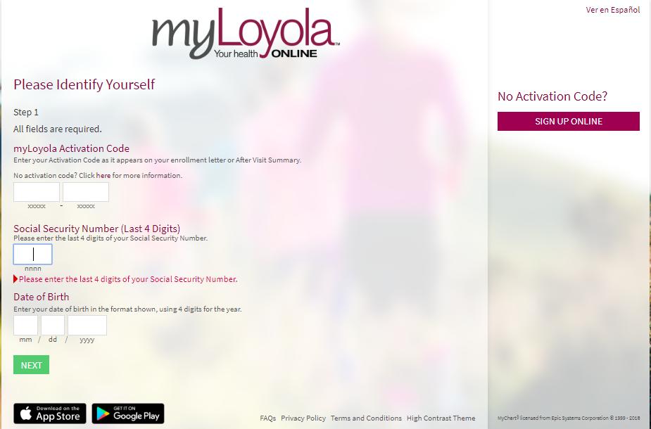 myloyola.luhs.org