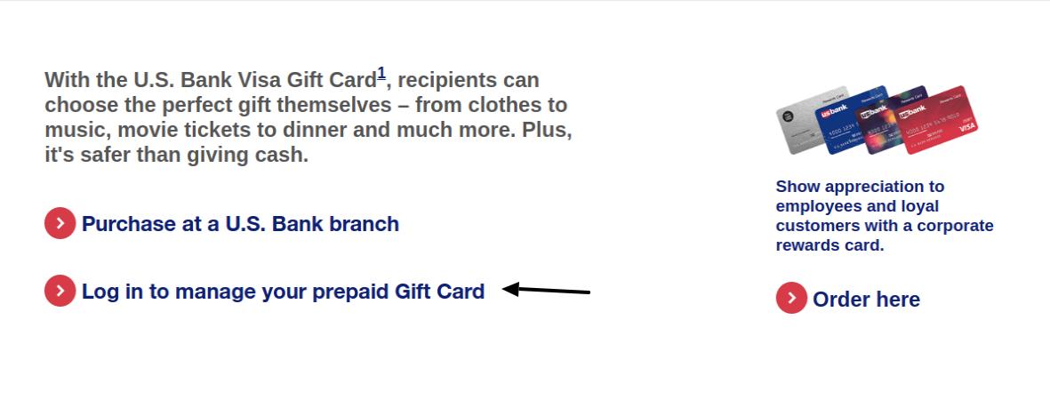 Prepaid Visa Gift Card Login