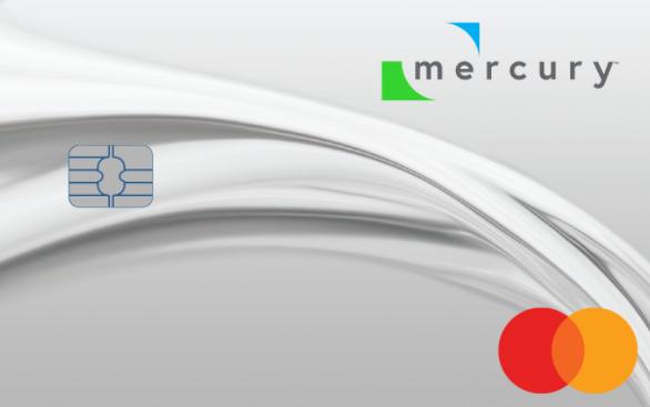 Mercury Card Logo